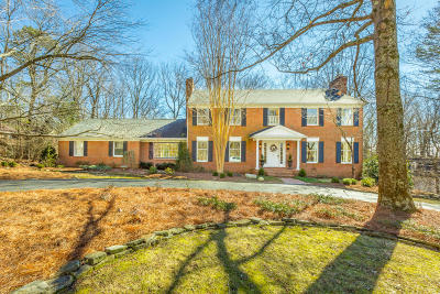 Signal Mountain Single Family Home For Sale: 57 Carriage Hill
