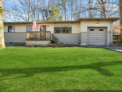 Chattanooga Single Family Home For Sale: 1122 Fernway Rd