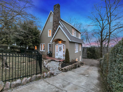 Chattanooga Single Family Home For Sale: 82 S Crest Rd