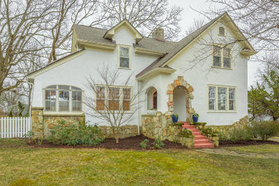 Signal Mountain Single Family Home Contingent: 940 Ridgeway Ave