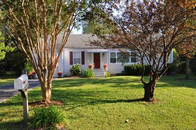 Chattanooga Single Family Home For Sale: 4023 Sunbeam Ave