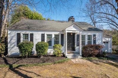 Chattanooga Single Family Home For Sale: 1247 Duane Rd