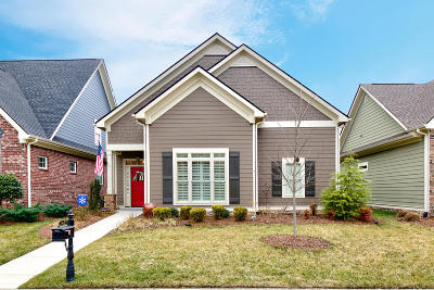 Ooltewah Single Family Home Contingent: 1427 Dew Drop Xing