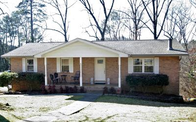 Chattanooga Single Family Home For Sale: 2572 Avalon Cir