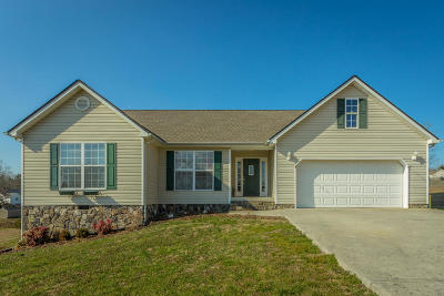 Ringgold Single Family Home Contingent: 64 Lonecrest Dr