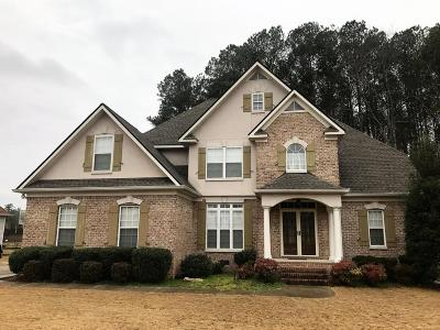 Ringgold Single Family Home Contingent: 321 Champagne Cir