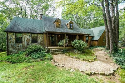 Signal Mountain Single Family Home For Sale: 112 Paradise Pt