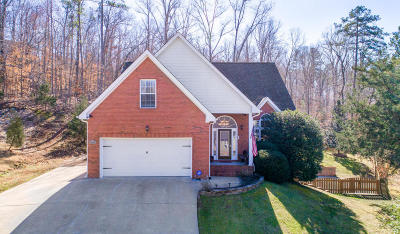 Ooltewah Single Family Home For Sale: 5659 Crooked Creek Dr
