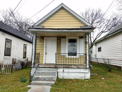 Chattanooga Single Family Home For Sale: 2007 Garfield St