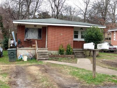 Chattanooga Multi Family Home For Sale: 1302 Arlington Ave