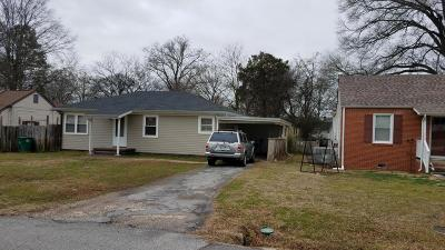Chattanooga Single Family Home For Sale: 1613 Adair Ave