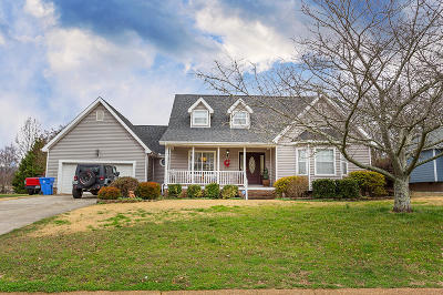Ooltewah Single Family Home For Sale: 5431 Misty Valley Dr