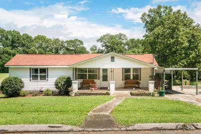 Chattanooga Single Family Home For Sale: 3927 Grace Ave