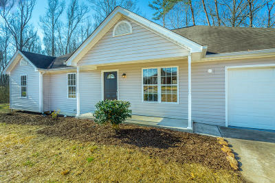 Soddy Daisy Single Family Home Contingent: 130 Hatlin Dr