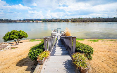 Chattanooga Townhouse For Sale: 3180 Waterfront Dr