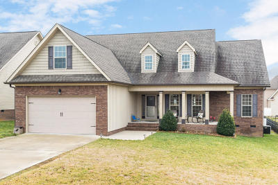 Ooltewah Single Family Home Contingent: 8438 Gracie Mac Ln