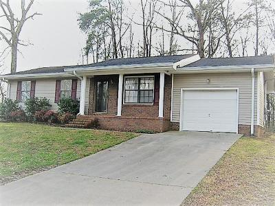 Soddy Daisy Single Family Home Contingent: 1426 N Winer Dr