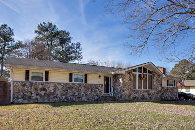 Ringgold Single Family Home For Sale: 1084 Bandy Ln