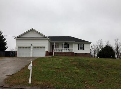 Ringgold Single Family Home Contingent: 173 Harden Dr