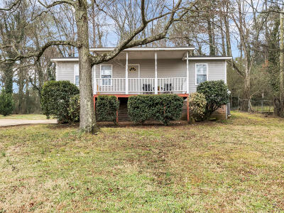 Chattanooga Single Family Home For Sale: 7617 Bonnie Dr