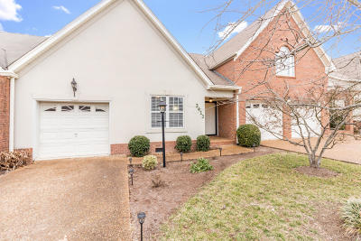 Chattanooga Townhouse For Sale: 2413 Queens Lace Tr
