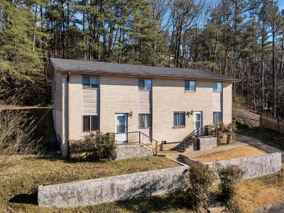 Chattanooga Multi Family Home For Sale: 5100 Old Tr