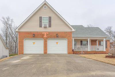 Ringgold Single Family Home Contingent: 229 Fieldstone Dr