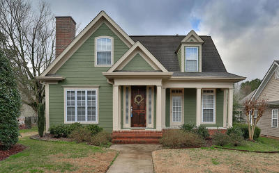 Chattanooga Single Family Home For Sale: 602 Traditions Dr