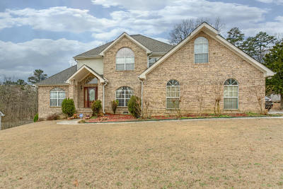 Ooltewah Single Family Home For Sale: 6712 Flagstone Dr