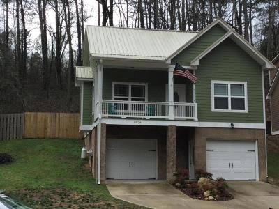 Chattanooga Single Family Home For Sale: 8926 Fuller Rd