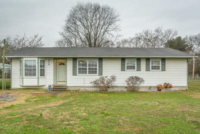 Marion Single Family Home For Sale: 1031 N Dennis Ave