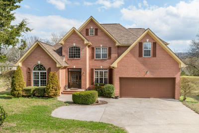 Ooltewah Single Family Home For Sale: 9707 Cloverleaf Pl