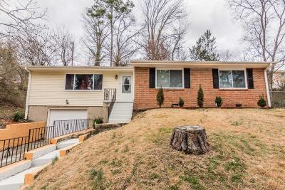 Chattanooga Single Family Home For Sale: 3815 Juandale Dr