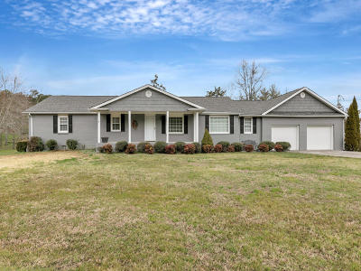 Ringgold Single Family Home For Sale: 3005 Ooltewah Ringgold Rd