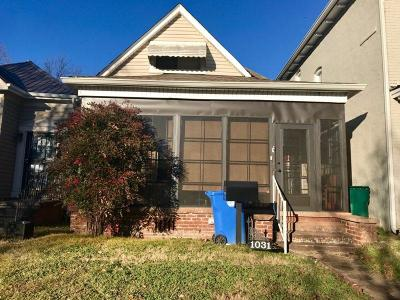 Chattanooga Single Family Home Contingent: 1031 E 8th St