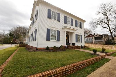 Chattanooga Single Family Home For Sale: 914 Young Ave