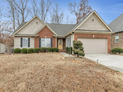 Ooltewah Single Family Home Contingent: 7523 Pfizer Dr
