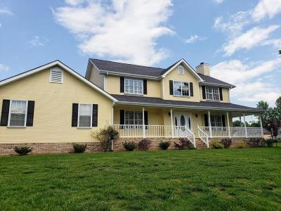Ooltewah Single Family Home For Sale: 5401 Misty Valley Dr