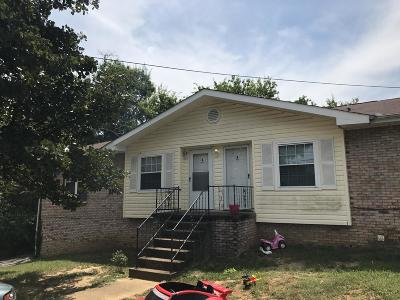 Hixson Multi Family Home For Sale: 1846 Dana Ln