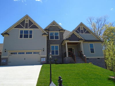 Ooltewah Single Family Home For Sale: 6780 Stockham Ln #68