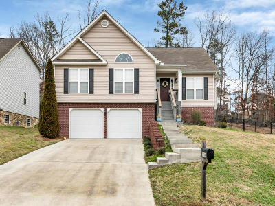 Ooltewah Single Family Home Contingent: 7564 Passport Dr
