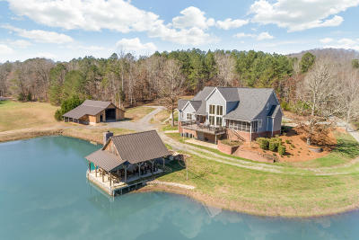 Cleveland Single Family Home For Sale: 1790 Rabbit Valley Rd