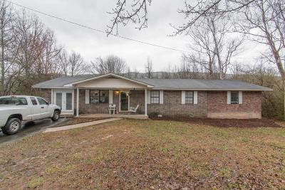 Whitwell Single Family Home Contingent: 1057 W Valley Rd