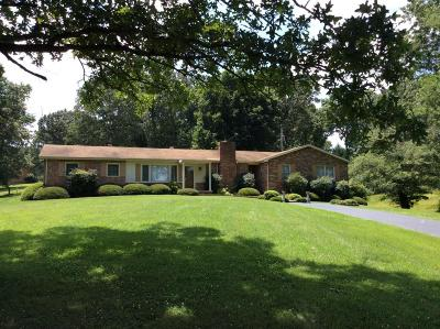Pikeville Single Family Home For Sale: 27668 State Route 30