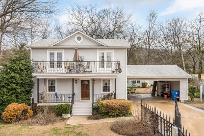 Chattanooga Single Family Home For Sale: 7769 Standifer Gap Rd