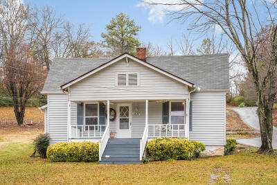 Hixson Single Family Home For Sale: 1237 Gadd Rd