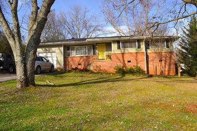 Hixson Single Family Home Contingent: 1711 Broadview Dr