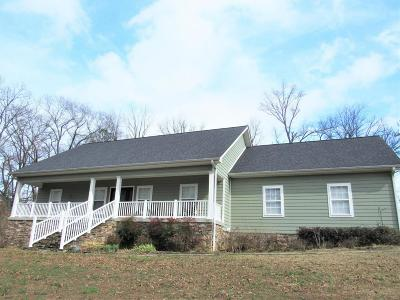 Whitwell Single Family Home For Sale: 235 Pittman Ln