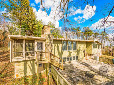 Lookout Mountain Single Family Home For Sale: 300 N Watauga Ln