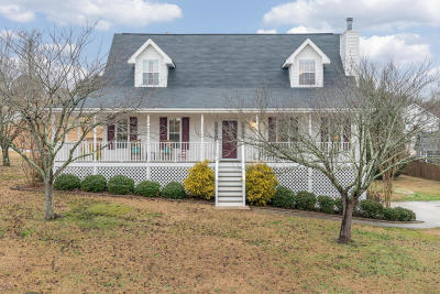 Hixson Single Family Home For Sale: 8707 Brookhill Dr